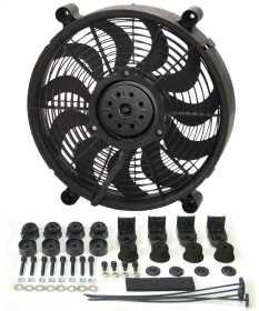 Radiator Pusher/Puller Fan 16214