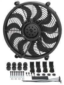 Radiator Pusher/Puller Fan 16217