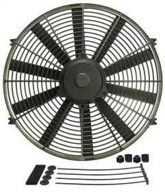 Dyno-Cool Straight Blade Electric Fan 16916