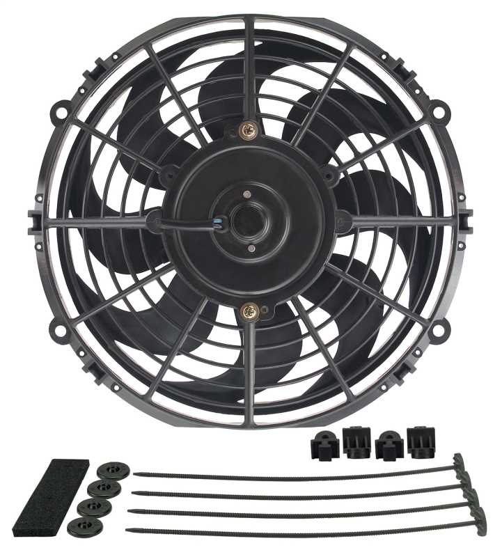 Dyno-Cool Curved Blade Electric Fan 18910