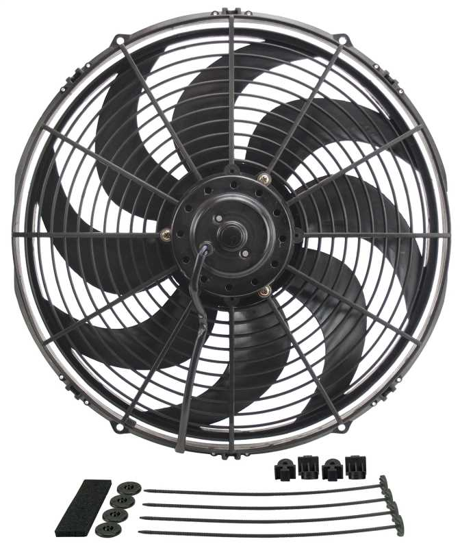 Dyno-Cool Curved Blade Electric Fan 18916