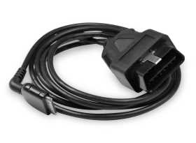 Trinity Straight OBD-II Cable