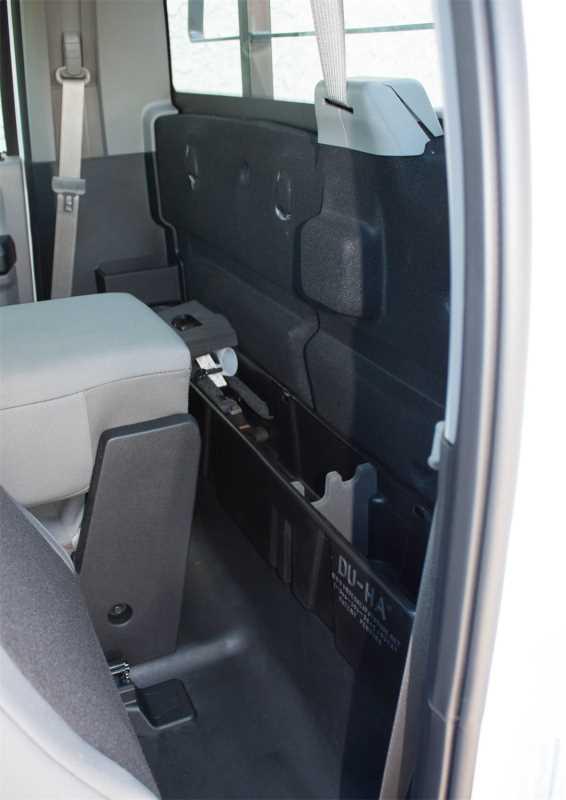 DU-HA® Behind The Seat Storage Gun Case 20114