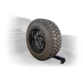 Stand Up Spare Tire Mount