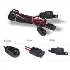 Exterior LED Wire Harness