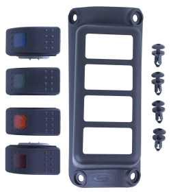 A-Pillar Switch Pod KJ81001BK