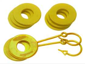 D-Ring Lockers And Shackle Isolators KU70059YL