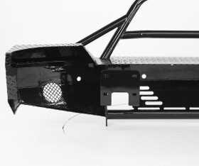 Summit BullNose Series Front Bumper BSG151BL1
