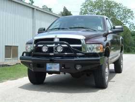 Legend BullNose Series Front Bumper BTD031BLR