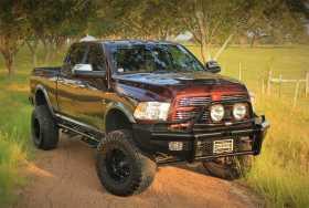 Legend BullNose Series Front Bumper BTD101BLRS