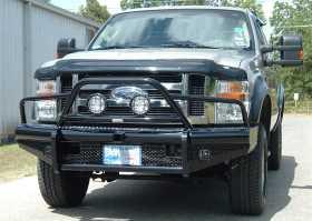 Legend BullNose Series Front Bumper BTF081BLR