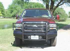 Legend Series Front Bumper FBF051BLR