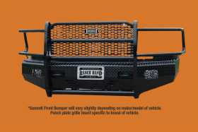 Summit Series Front Bumper FSC111BL1