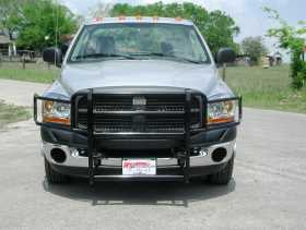 Legend Series Grille Guard GGD061BL1