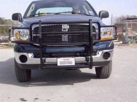 Legend Series Grille Guard GGD06HBL1