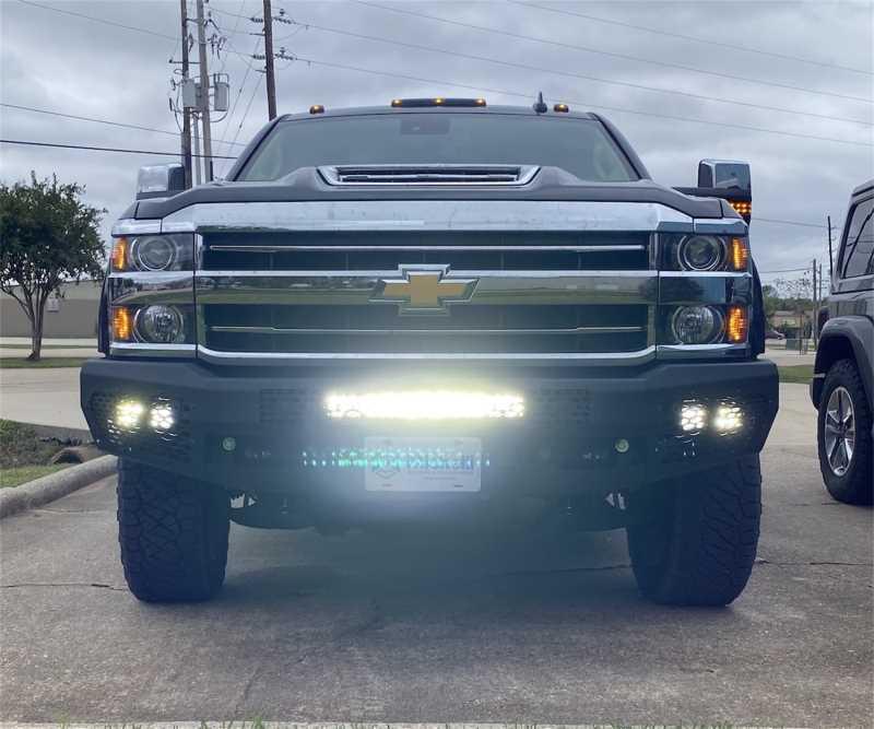 Midnight Series Front Bumper MFC151BMN
