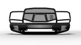 Midnight Series Front Bumper MFD101BM1