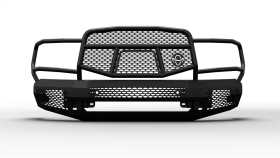 Midnight Series Front Bumper MFD101BM1