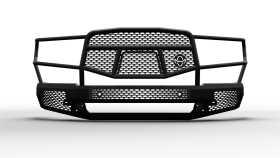 Midnight Series Front Bumper MFD19HBM1