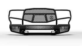 Midnight Series Front Bumper MFF171BM1