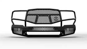 Midnight Series Front Bumper MFF18HBM1