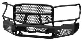 Midnight Series Front Bumper MFG201BM1