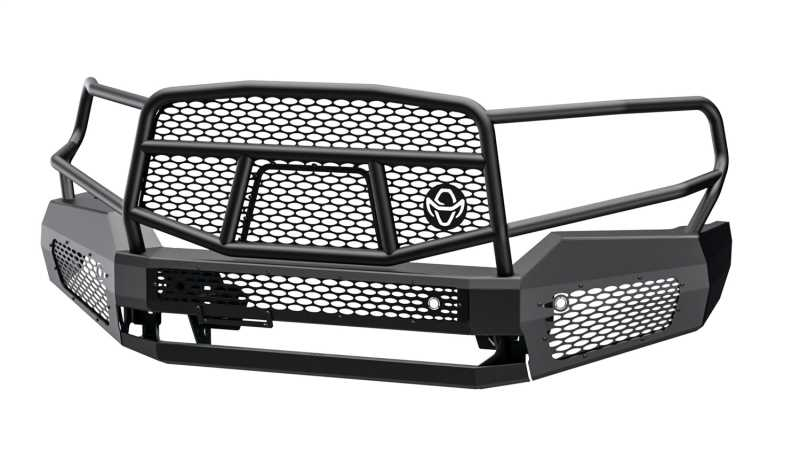 Midnight Series Front Bumper MFT16MBM1