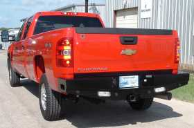 Sport Series Back Bumper