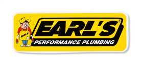 Earls Plumbing Decal