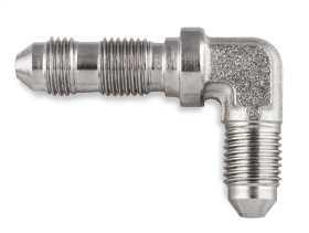 90 Deg. Steel AN Bulkhead Elbow
