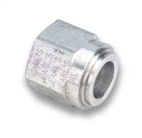 Aluminum AN O-Ring Seal Weld Fitting