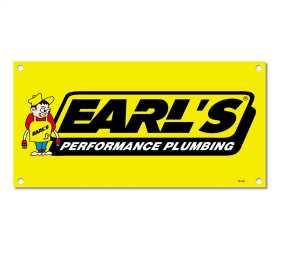 Earls Vinyl Banner