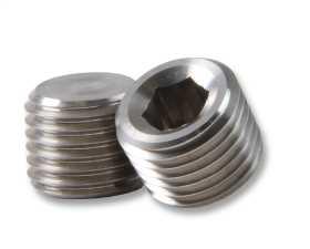 Stainless Steel NPT Plug