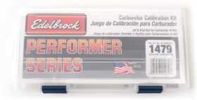 Performer Series Carburetor Calibration Kits