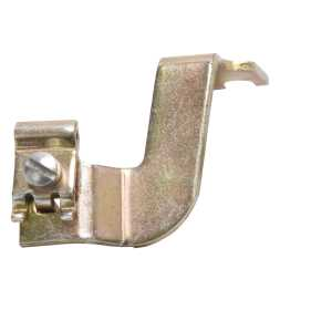 Carburetor Choke Cable Bracket and Clamp Assembly