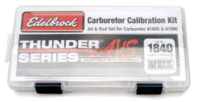 Thunder Series AVS Carburetor Calibration Kit