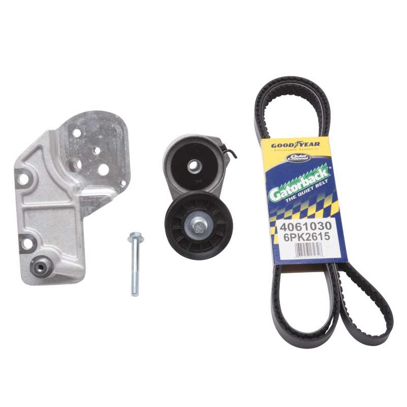 Supercharger Belt Tensioner Upgrade Kit 15034