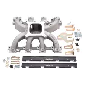 Victor Jr. Series Intake Manifold And Fuel Rail Kit