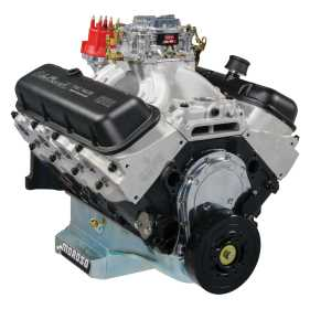 Edelbrock/Musi 555 Crate Engine