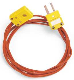 QwikData General Purpose Thermocouple Extension Cable