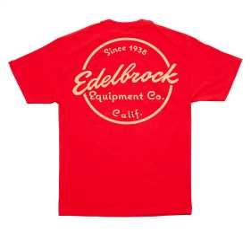Edelbrock Since 1938 Short Sleeve T-Shirt