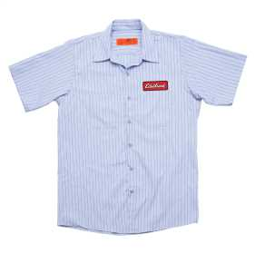 Edelbrock Badge Short Sleeve Work Shirt