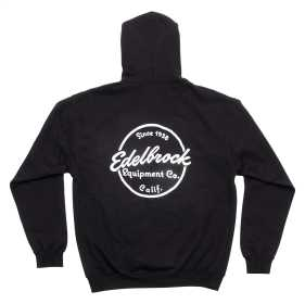 Edelbrock Since 1938 Zip-Up Hoodie Sweatshirt