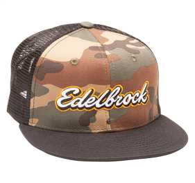 Edelbrock Mesh Snapback Hat