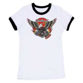 Edelbrock Womens Crate Eagle Short Sleeve T-Shirt