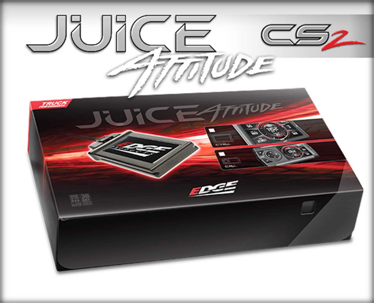 Edge Products Juice w/Attitude CS2 Programmer 21403