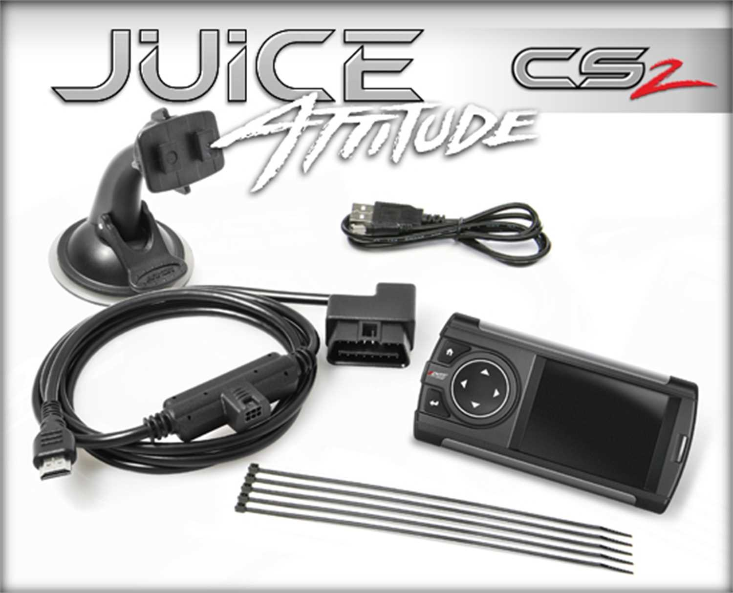 11401 Edge Products Juice w/Attitude CS2 Programmer