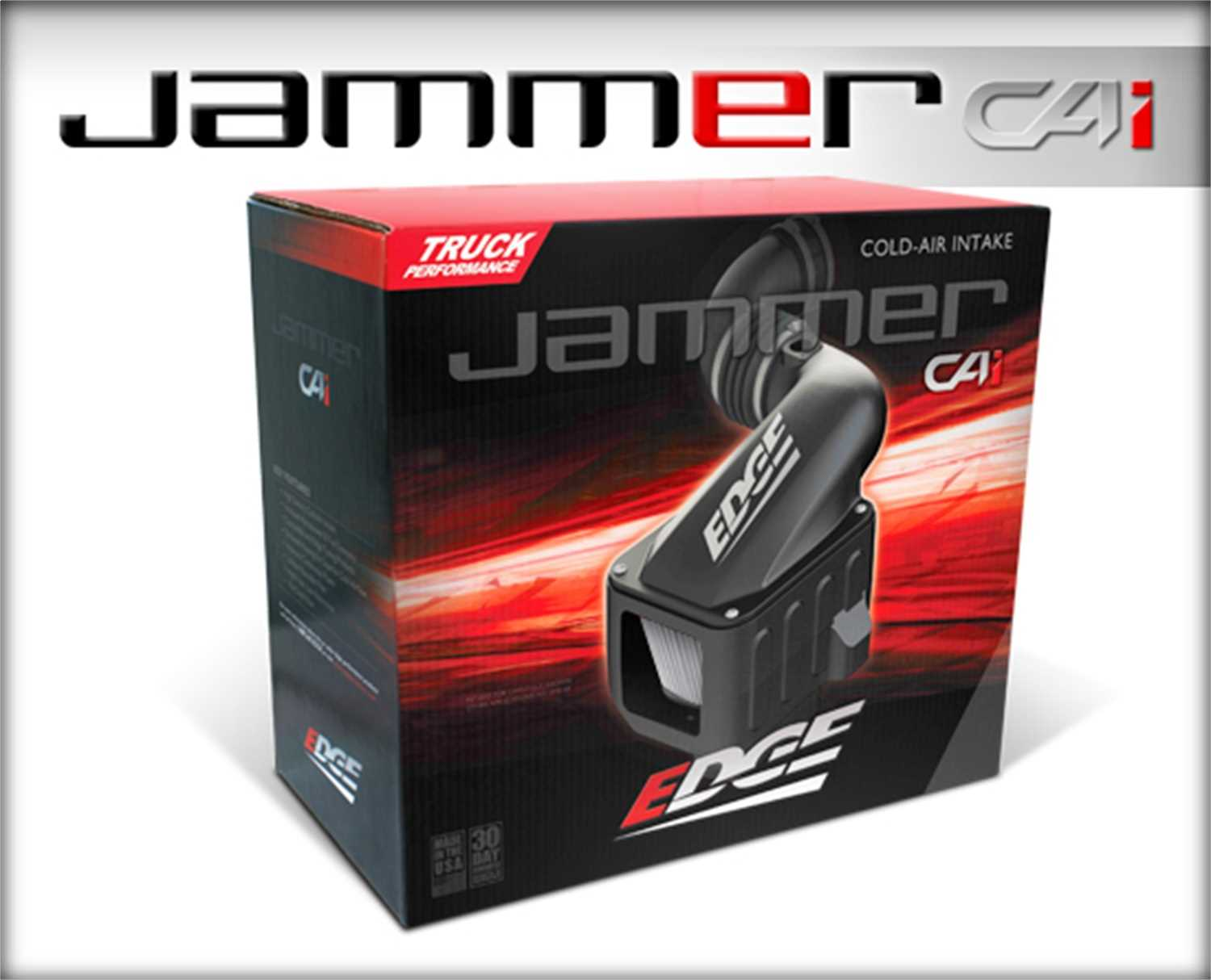 Edge Products Jammer Cold Air Intake 18210-D