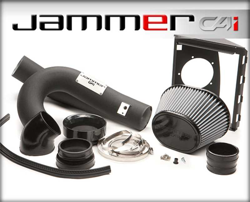 Jammer Cold Air Intake 184141-D
