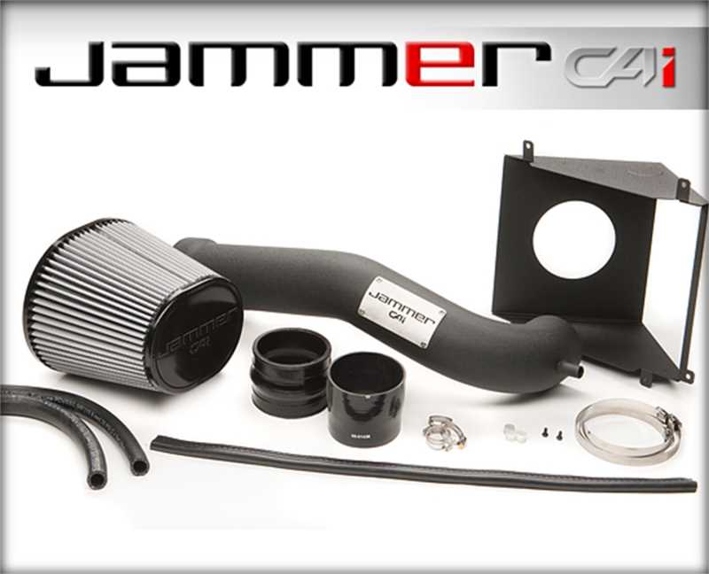 Jammer Cold Air Intake 284141-D